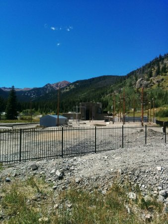 Rollinsville, CO: Trailhead at Mofat Tunnel