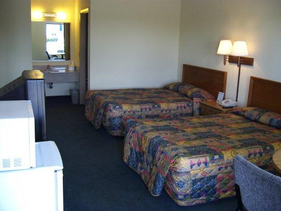 Sumter, Carolina del Sur: Double Beds