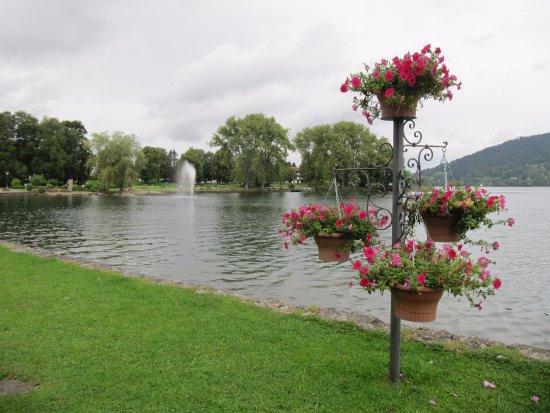 gut kaltenbrunn gmund am tegernsee met mooi uitzicht.