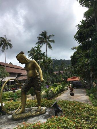 Environment Of Duangjitt Hotel Picture Of Duangjitt Resort Spa