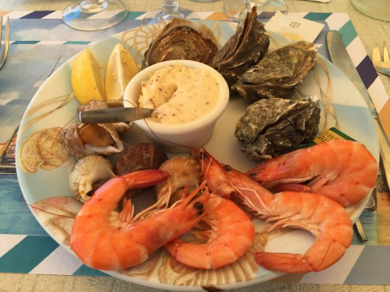Restaurant la maree dans la rochelle avec cuisine fruits for Cuisine 3d la rochelle