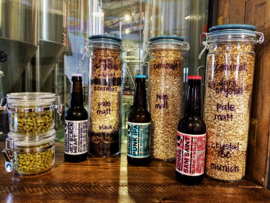 Ellon, UK: Malt profiles for classic BrewDog beers