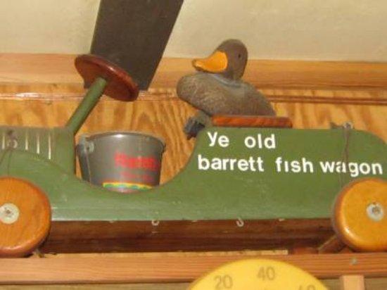 Barrett Junction Cafe & Mercantile: Ye Old Barrett Junction