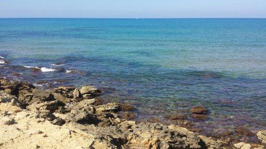 Punta Braccetto, Italia: Ci siamo stati dal 15/08/2016 al 17/08/2016 appena 3 giorni troppo pochi...ma belli belli un cam