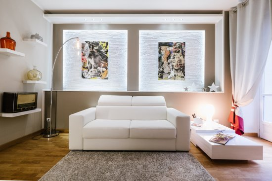 Suite 203 picture of apart hotel torino turin tripadvisor for Aparthotel torino