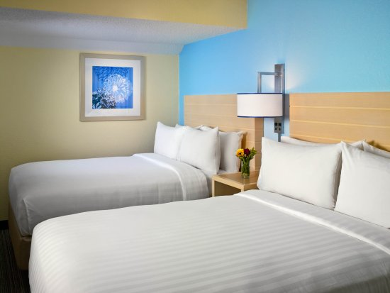 Sonesta Es Suites South Brunswick Princeton Two Double Beds