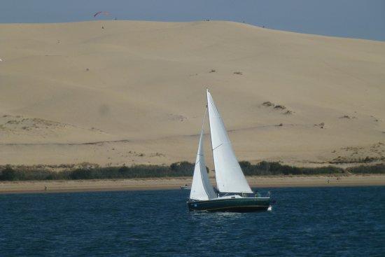 Union des Bateliers Arcachonnais: dune