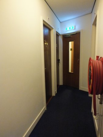 Hotel Alexander: corridoio