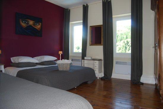 Camares, França: Suite  Jacques-Jean Gély: 2-3 personen