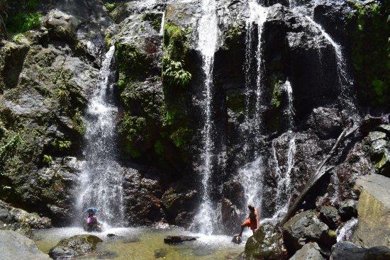 Argyle Waterfall: Invigorating water massage