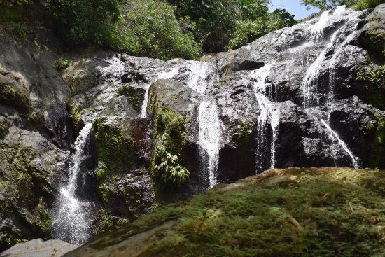 Argyle Waterfall: As close as you can get