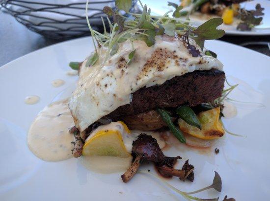 Vineland, Canada: Chefs daily creation