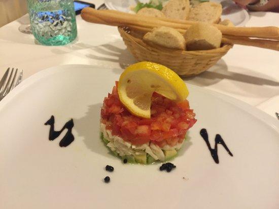 Mamma Mia & Pizza Mia : Good risotto and nice carb & avocado salad