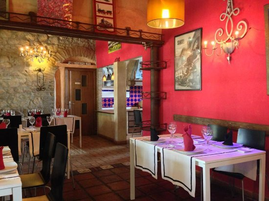 Bar Restaurante La Estacion: Salón Jefe estación