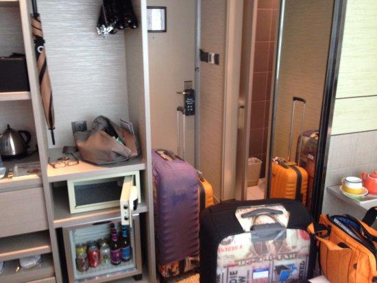Sohotel: Поставили чемоданы, места больше не осталось