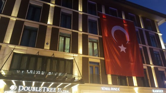 DoubleTree by Hilton Istanbul - Old Town: 20160830_200932_large.jpg