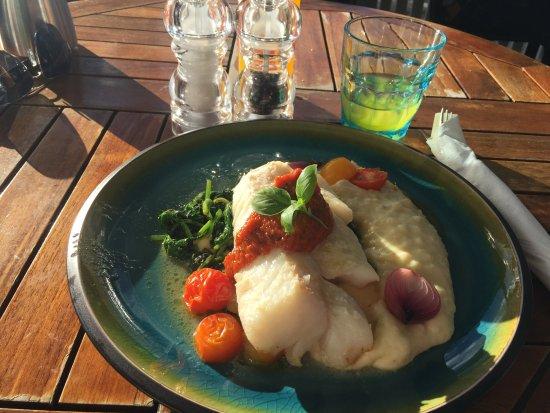 Ramp pub & spiseri: Sommerdagens fisk