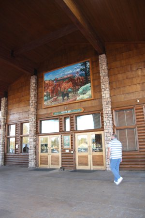 Bryce Canyon City, UT: ingresso