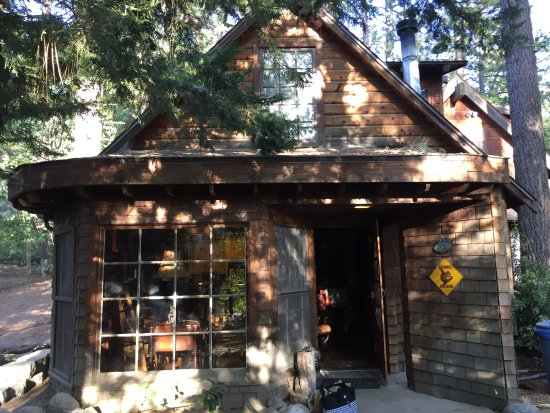 Idyllwild, Kalifornien: The Holder Cabin