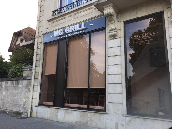 Soissons, France : MG Grill