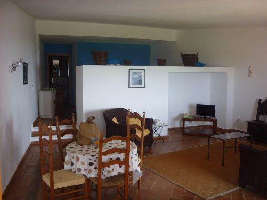 Porto Dona Maria Resort: vue de l'appartement une chambre.