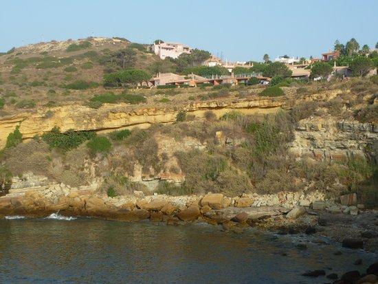 Porto Dona Maria Resort: vue lointaine du site.