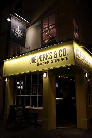 ‪Joe Perks & Co.‬