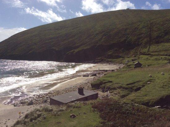 Achill Island, Irland: Keem bay