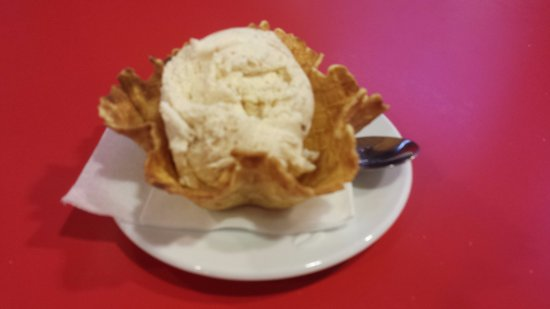 Pori, Finland: ice cream, made fresh!
