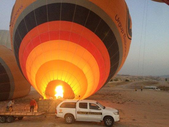 Urgup Hot Air Balloons: URGUP BALLOONS