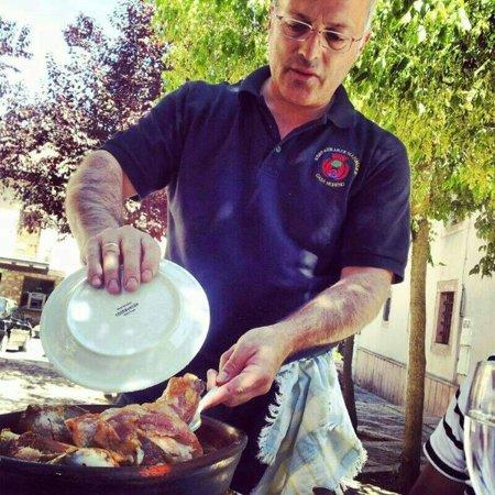 Riaza, Spain: Antonio asador de restaurante