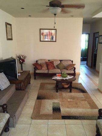 St. Ann's, Trinidad: Living Room