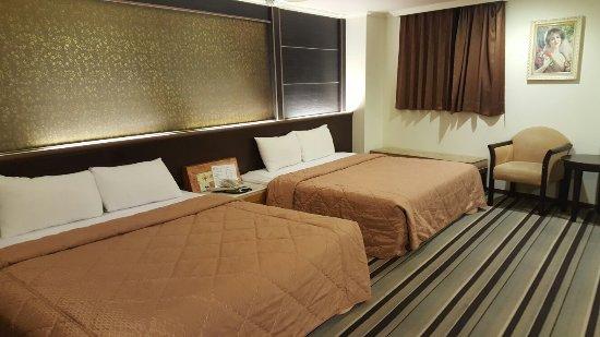 Ying Zhen Hotel Taoyuan: 20160904_185017_large.jpg