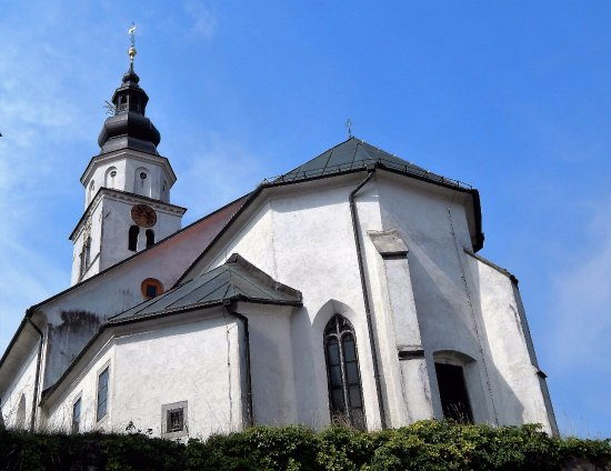 Cerknica, St. Mary's church