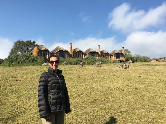 andBeyond Ngorongoro Crater Lodge Picture
