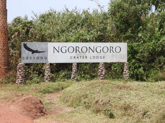 andBeyond Ngorongoro Crater Lodge-bild
