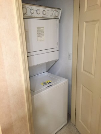 Bartlett, Nueva Hampshire: Washer / Dryer
