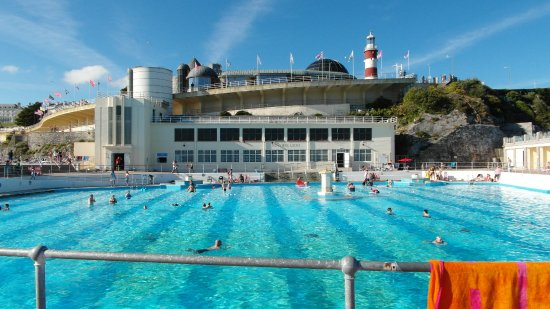 Stunning Location Picture Of Tinside Pool Plymouth Tripadvisor