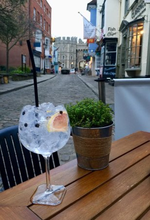 Image result for guildhall island gin