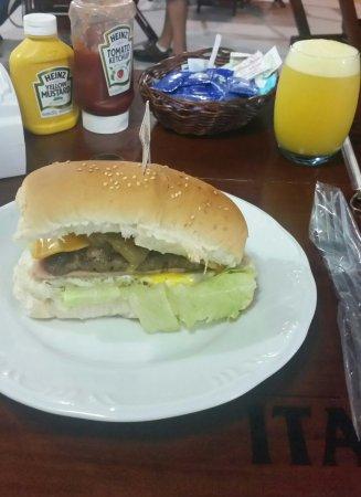 Lira Burger