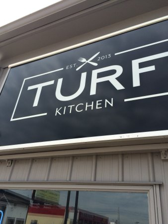 Turf Catering + Kitchen