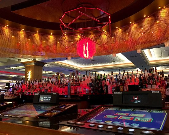 Placerville, Калифорния: Stage Bar at Red Hawk Casino