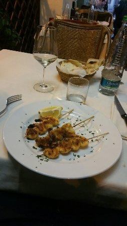 Osteria Del Porto Di Mari Marco: 20160910_223642_large.jpg