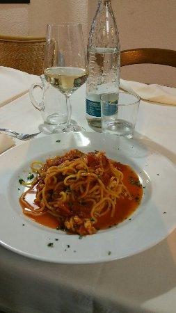 Osteria Del Porto Di Mari Marco: 20160906_211450_large.jpg