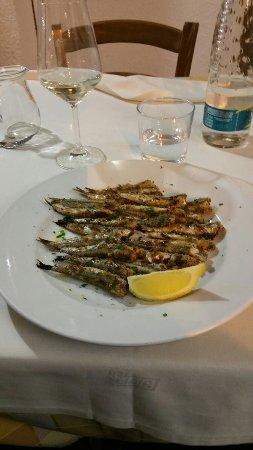 Osteria Del Porto Di Mari Marco: 20160906_214846_large.jpg