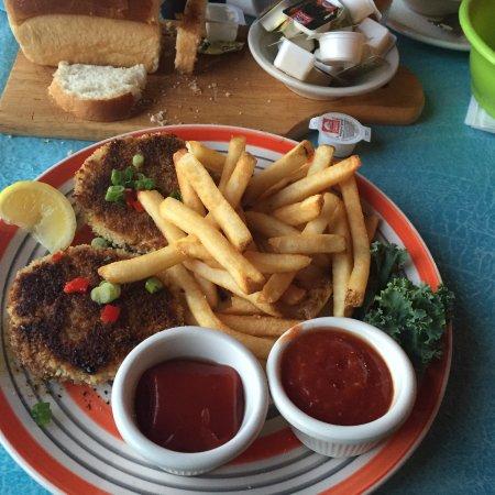 Matlacha, FL: Fried Crab Cakes