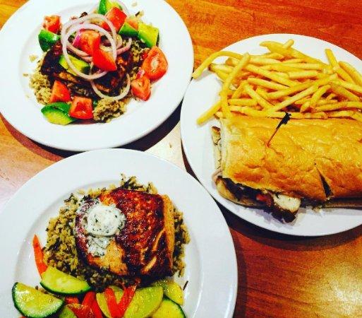 Placerville, Californië: Dinner at Koto - Photo Cred: @zieluos from Instagram