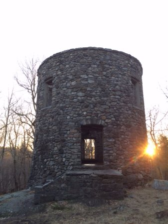 Cornwall, คอนเน็กติกัต: Mohawk State Forest, CT-Cunningham Tower