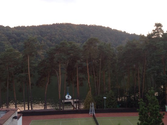 Nebrich, Tjeckien: Sport Club Hotel Hladina