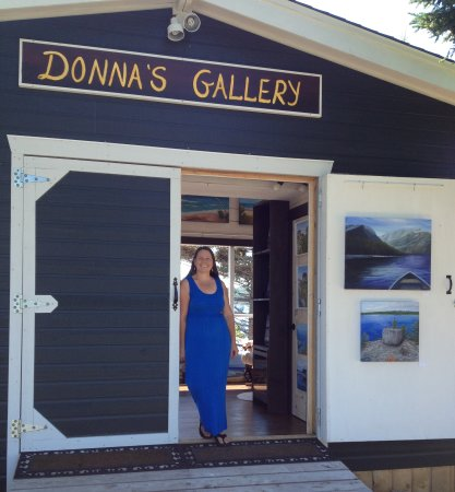Bayside, Kanada: Artist Donna Muller